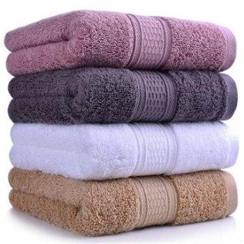 Best Wholesale Organic Colorful Cotton Towels Manufacturer