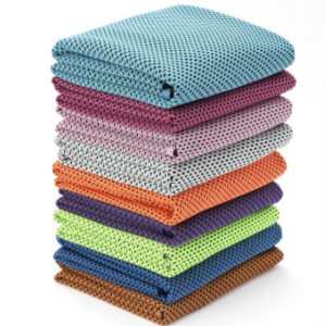 Colorful Soft Golf Cooling Towels Manufacturer