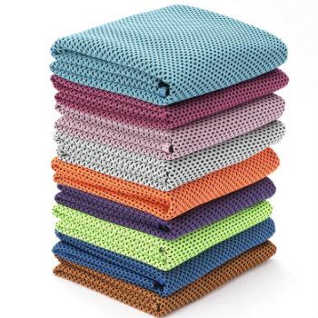 Colorful Soft Golf Cooling Towels Manufacturer