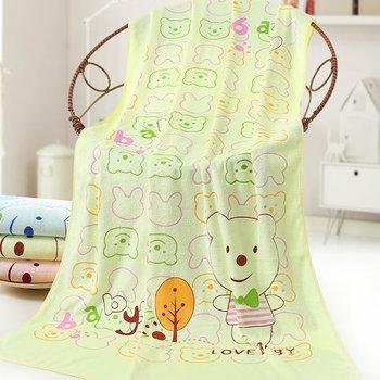 Wholesale Colorful Cartoon Beach Sublimation Towels Manufacturer