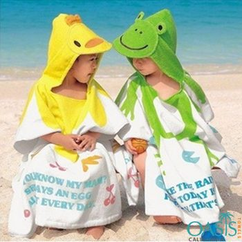 Wholesale Colourful Beach Towels Manufacturer for Kids