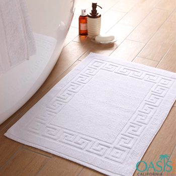 Wholesale Cotton Bath Mat Manufacturer