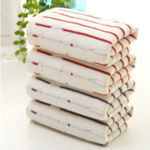 Wholesale Cream Primrose Custom Towel Manufacturer