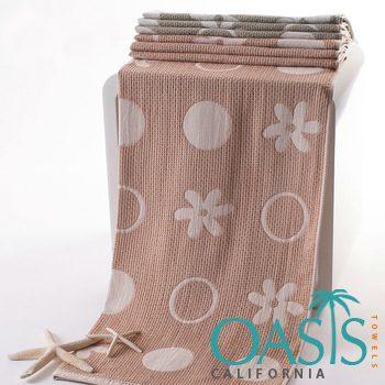 Breezy Designed Towels Wholesale