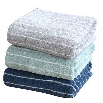Wholesale Dual Color Hotel Towel Set Manufacturer