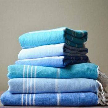 Wholesale Dual Tone Turkish Towels