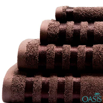 Wholesale Chocolate Brown Egyptian Towels
