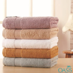 Wholesale Neutral Shaded Egyptian Towel Set