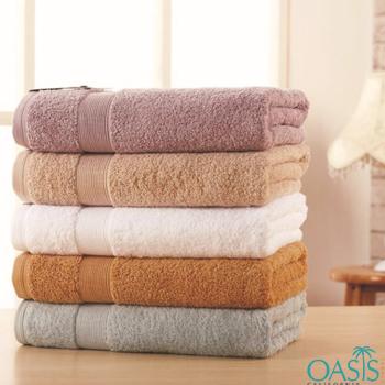 Wholesale Neutral Shaded Egyptian Towel Set