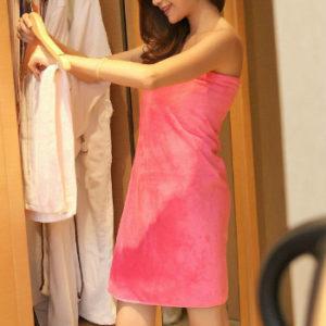 Fruit Punch Pink Custom Towel Manufacturer