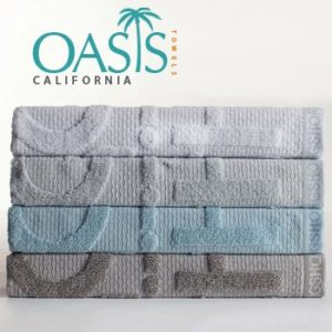 Wholesale Stylish Geometric Patterned Towels Manufacturer