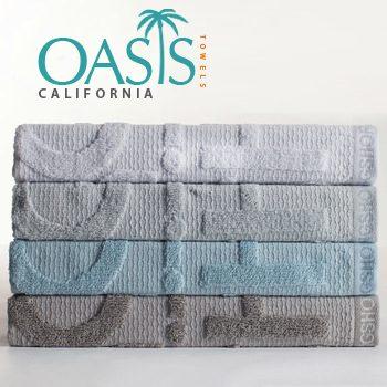 Wholesale Stylish Geometric Patterned Towels Manufacturer