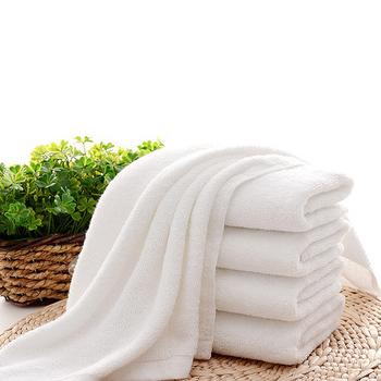 Wholesale Soft Plain White Cooling Towels Manufacturer