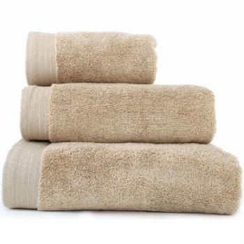 Ivory Cotton Towel Set Store Manufacturer