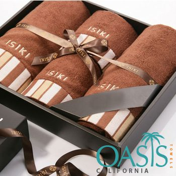 Solid Gift Towels Wholesale Manufacturer