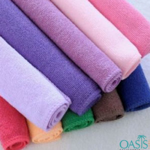 Wholesale Colorful Preppy Microfiber Towels Manufacturer
