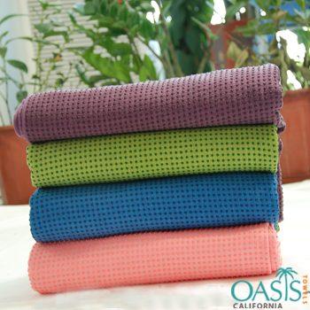 Wholesale Microfiber Yoga Towels Manufacturer
