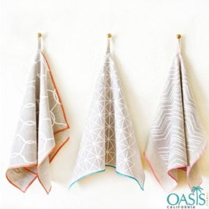 Organic Linen Tea Towels Wholesale Manufacturer