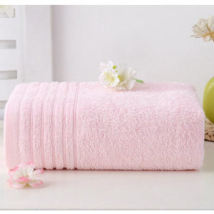 Wholesale Peppermint Pink Custom Towels Manufacturer