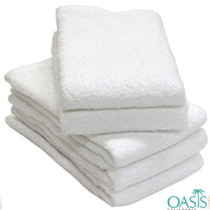 Wholesale Soda Slice White Custom Towels Manufacturer