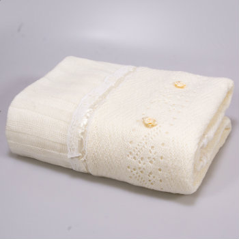 Soft Cream Organic Cotton Towels from Manufacturer