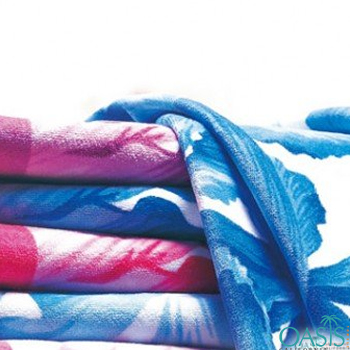 Wholesale Vibrant Leafy Sublimation Towels Manufacturer