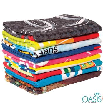 Assorted Print Wholesale Sublimation Towels Manufacturer