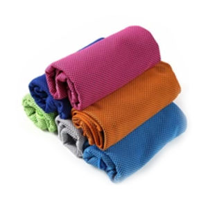 Wholesale Perforated Textured Sports Cooling Towels Manufacturer