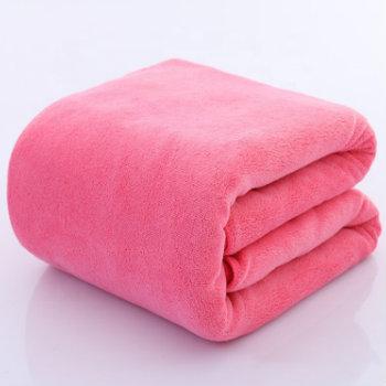 Wholesale Summer Blush Pink Custom Towels Manufacturer