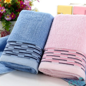 Wholesale Soft Color Stratified Border Wholesale Turkish Towel Manufacturer
