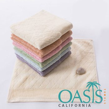 Soft Hued Waffle-Weave Towels