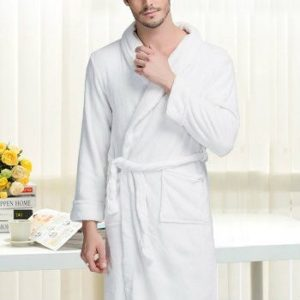 Wholesale White Designer Bathrobes Wholesale Manufacturer