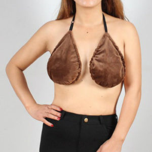 Wholesale Brown Breathable Tata Towel Bra Manufacturer