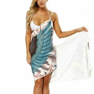 Wholesale Printed Designer Bikini Towel Manufacturers