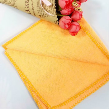 Wholesale Bright Yellow Microfibre Yoga Towels Manufacturer