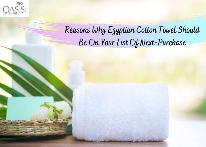 egyptian cotton towels manufactures