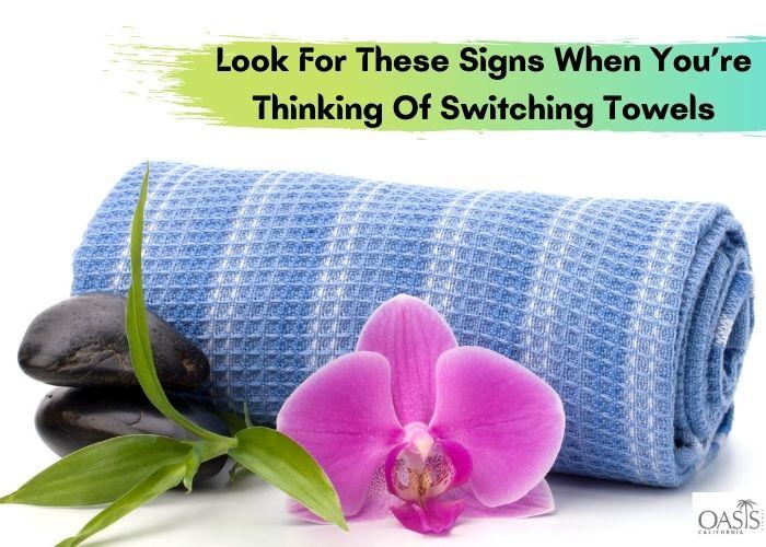 organic towels manufacturers