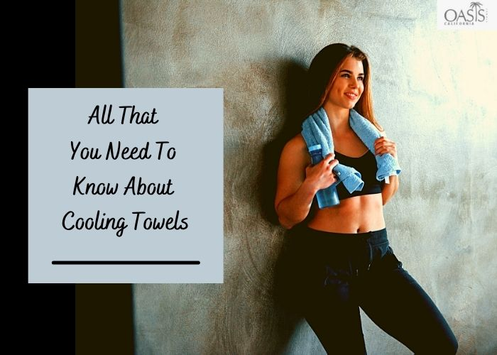 cooling towels wholesale